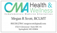 Megan R Scott, LMT